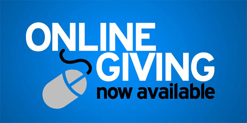CLICK HERE to go directly to the online giving site